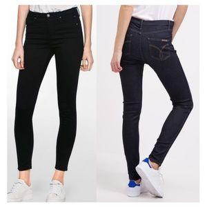 Calvin Klein Sculpted skinny Jeans sz 29